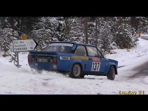 Rallye Monte Carlo Historic 2015 Rally Car