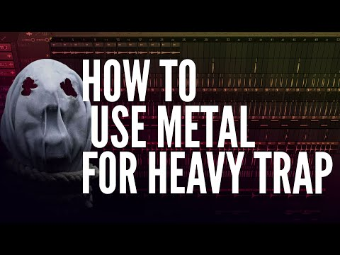 How to Sample a Metal Band for a Hard Trap Beat in FL STUDIO 20 (Tutorial / Free Beat)