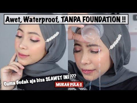 makeup-tahan-lama-murah-tanpa-foundation-+-review-lip-cream-|-makeup-lokal-reveline