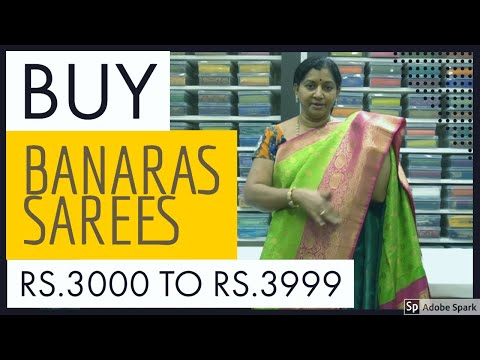 saree-alert!!!-colourful-banaras-sarees-from-3000-rs-||-grds