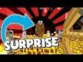 THE BEAST WASNT EXPECTING THIS ? - Minecraft Xbox : RFTB