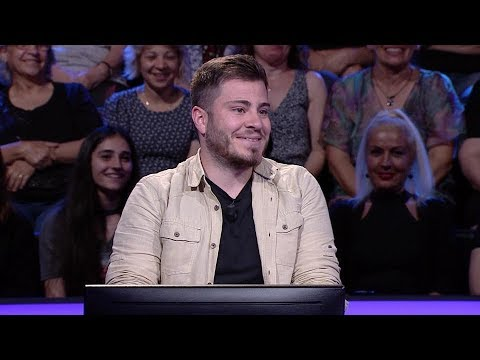 Kim Milyoner Olmak İster? Tiyatro oyuncusu Ahmet hem bilgili hem zeki! | 23 Temmuz 2018
