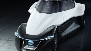 Nissan Electric Car Nissan BladeGlider Interior Sports Car Concept Commercial CARJAM TV 2014