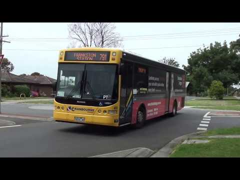 Buses in Cranbourne - Melbourne Transport