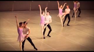 Pas de deux exam 2012 Bolshoi Ballet Academy
