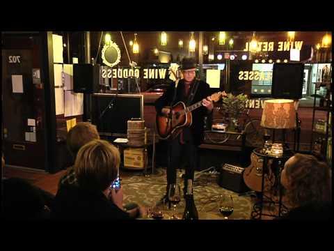 David J (Bauhaus) 'Crocodile Tears' Live in Chicago