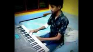 notebook malayalam piano theme achuth zeol amigos