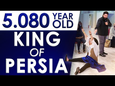 The KING OF PERSIA Attended The SCOAN Thessalonica!!! SEE WHAT HAPPENED!