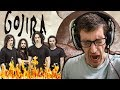 Hip-Hop Head's FIRST TIME Hearing GOJIRA: Flying Whales REACTION