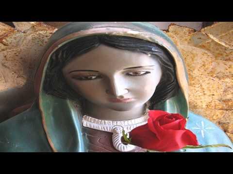 El Angelus de la Virgen María. Saludamos y veneramos a la Santísima Virgen.