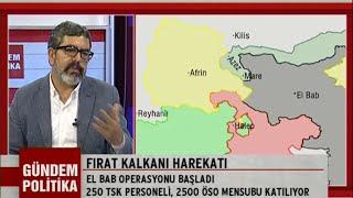 Gündem Politika - El Bab Operasyonu - 16 Eylül 2016
