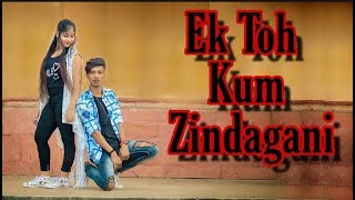 Gambar cover Ek Toh Kum Zindagani Dance Video New Version Biswajit Mondal Choreo / Marjaavaan / Nora Fatehi