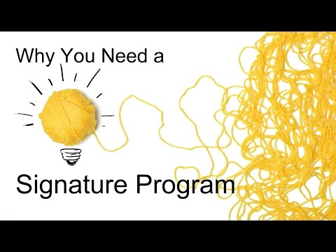 Why Coaches and Consultants Should Sell a Signature Program
