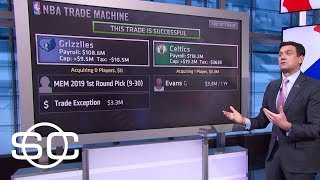 How Celtics can pull off trade with Grizzlies for Tyreke Evans | SportsCenter | ESPN