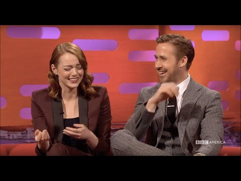 "Emma Stone Chose ""Labyrinth"" Over Ryan Gosling- The Graham Norton Show"