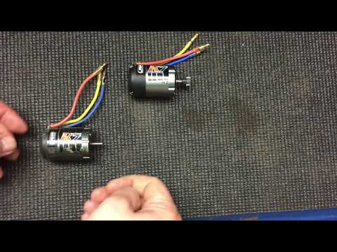 Kleine Motorkunde Brushless (KV, Turns, usw.)