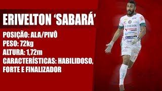 Sabará - Ala/Pivô - Winger/Pivot - JC Assessoria Futsal