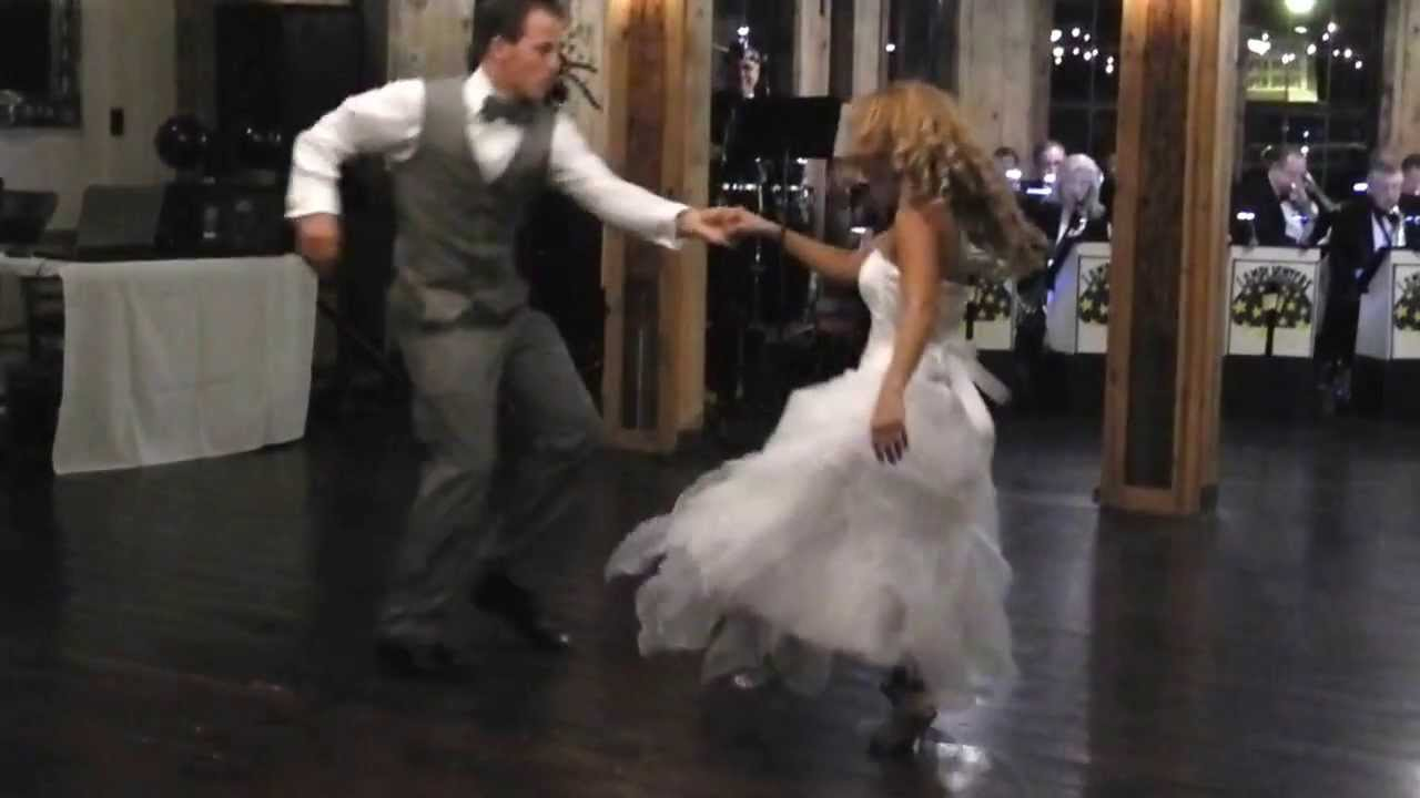 Wedding Swing First Dance Just Beautiful Youtube