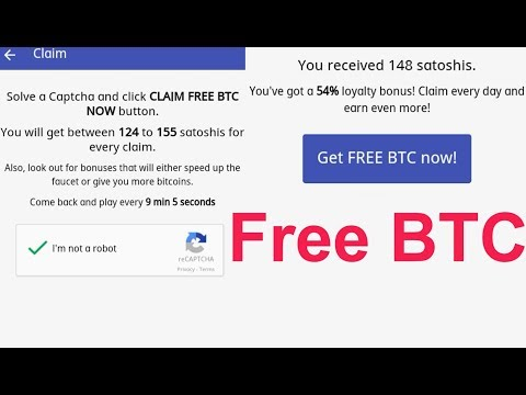 Claim free Bitcoin Claim free Satoshi every 10 minutes 500 -800