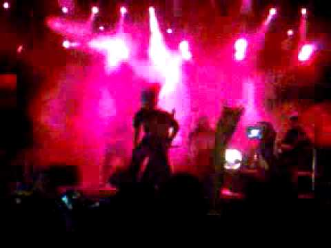 Inner Sanctum - Agent of Chaos - Live at Strawberry Fields, Bangalore