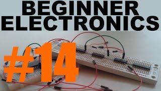 Beginner Electronics - 14 - Circuit Design, Build, and Measuring!