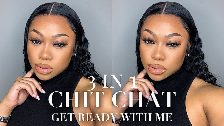 chit chat grwm  hair  makeup  2021 plans  more chelsiejayy