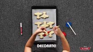 Bulldog Cookies Inspired By Disney's Planes