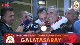 Başkanımız Mustafa Cengiz'den Maç Sonunda Açıklamalar #AKHvGS