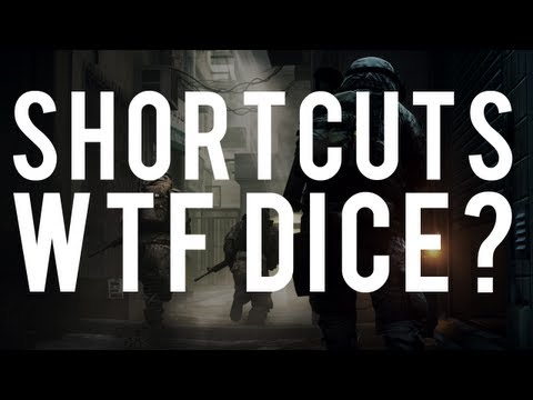 BATTLEFIELD 3 Commentary | G3A3 & Shortcuts