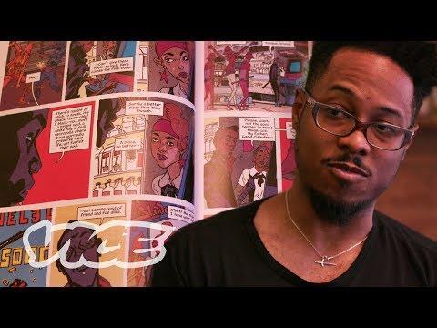 Honoring Black Revolutionaries with Comic Books