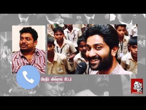Vijay tv Airtel super singer controversy - Pradeep Milroy Peter Interview