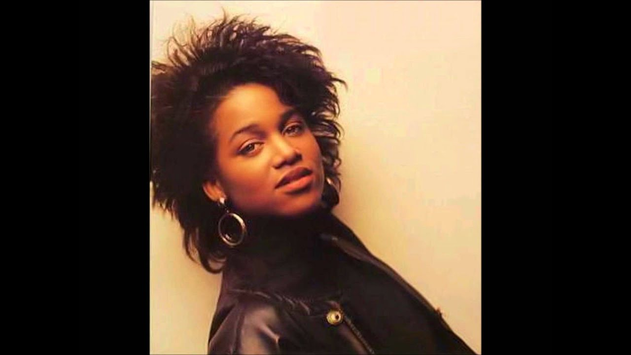 Michel'le - Something In My Heart (1989) - YouTube