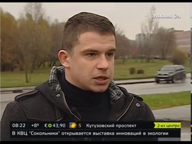 Артём Летушов  Москва 24  Прямой эфир