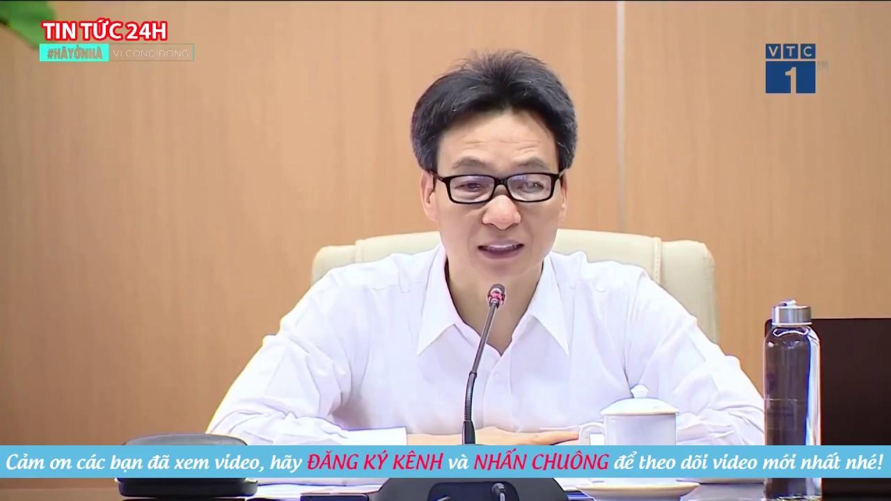Bản tin sáng ngày 23/04/2020 |  Hà Giang phong tỏa thị trấn Đồng Văn | Tin Tức 24h