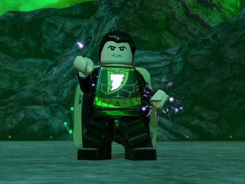 lego batman 2 black adam - photo #14