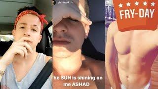 Charlie Puth on Snapchat   May 11  2017