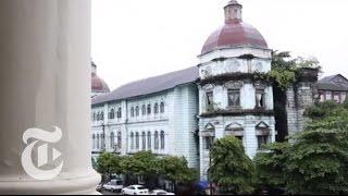 Myanmar 2013: Preserving Yangon