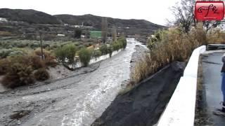 Riada en Suflí (Almería) 18-12-2016