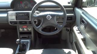 2002 nissan x trail townsville cairns mt isa charters towers bowen australia 5724
