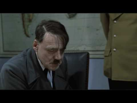 Hitler rants about the Global Financial Crisis