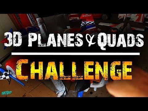 Quads And 3D Planes Challenge