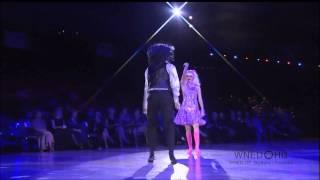 Igor Litvinov and Yulia Ivleva (2008 IS Show Dance)