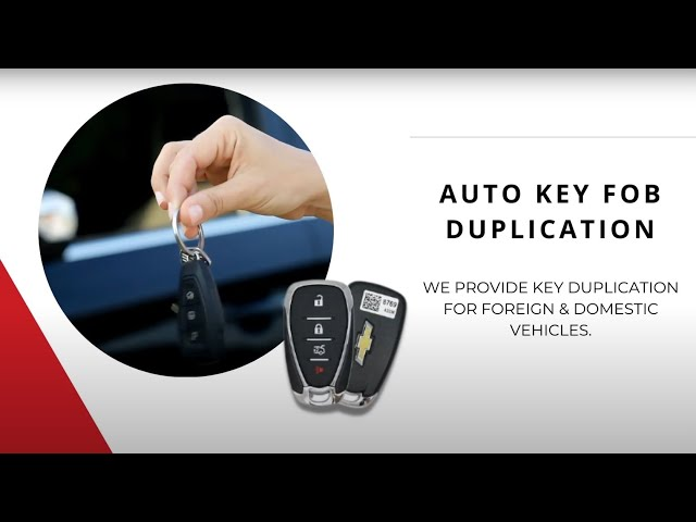Car Key FOB Duplication Chicago | Auto Truck Motorcycle Key FOB Replacement Service | Goldy Locks
