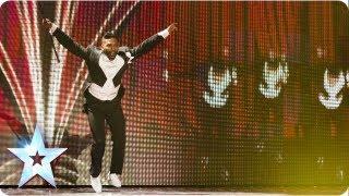 Joseph Hall has got all the moves | Semi-Final 3 | Britain's Got Talent 2013