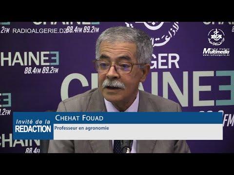 Fouad Chehat Professeur en agronomie