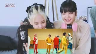 Bts 방탄소년단 Butter Cooler Remix Mv Reaction By Blackpink
