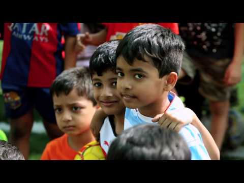 India Rush Soccer Club- Chembur Launch