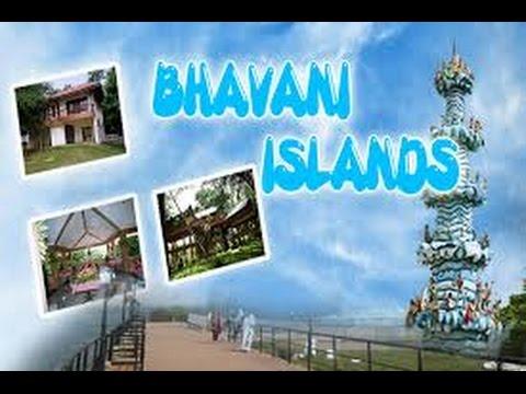 Bhavani Island Resorts Vijayawada |Tourist Place | Andhra Pradesh | India