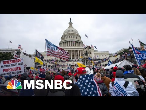 Wait, Why Is GOP Demanding To Investigate Black Lives Matter In Jan. 6 Probe?   All In   MSNBC