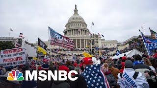 Wait, Why Is GOP Demanding To Investigate Black Lives Matter In Jan. 6 Probe? | All In | MSNBC